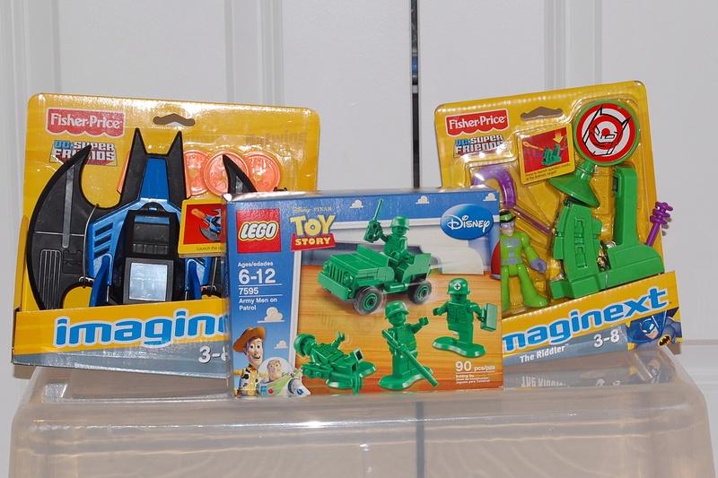 Imaginex New Toys